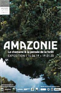 exposition amazonie le chamane et la pense de la foret