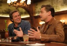dicaprio et brad pitt dans once upon a time in hollywood