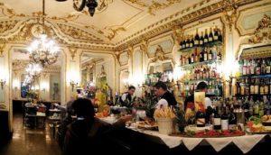 café historique italien