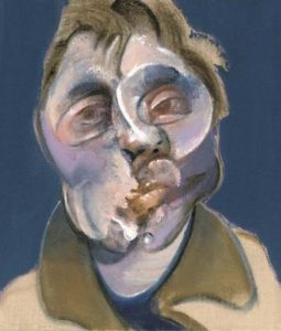 francis bacon autoportrait