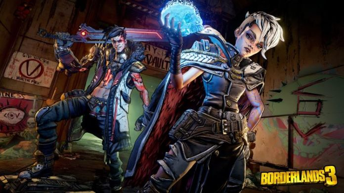 jeu video borderlands 3