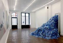 "installation ""terrain vague"" galerie mansart"