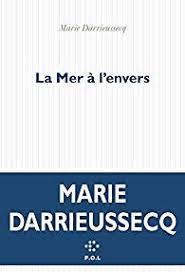 """livre """"la mer à l'envers'"""" marie darrieussecq"""