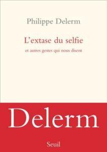 couverture extase du selfie