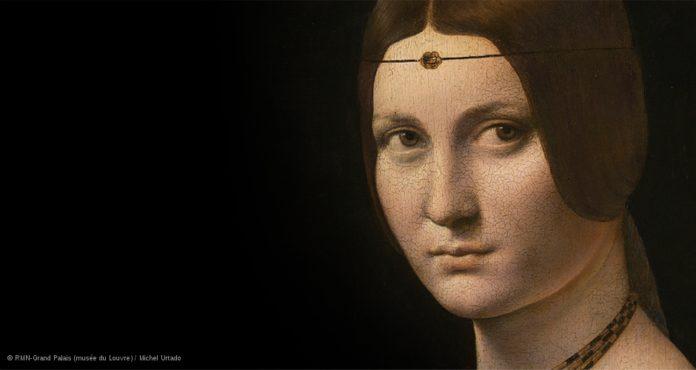 retrospective leonard de vinci musee du louvre