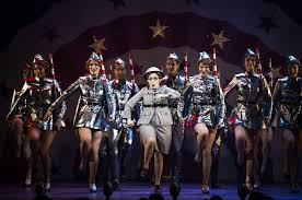 funny girl spectacle musical