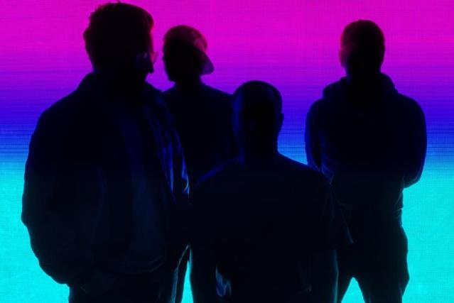 le groupe magenta