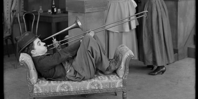 charlie chaplin l'homme orchestre