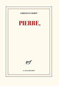 Pierre, de christian bobin