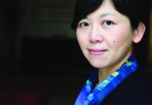 l'écrivaine yiyun li,