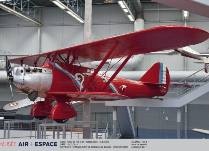 avion breguet musee de l'air et de l'espace