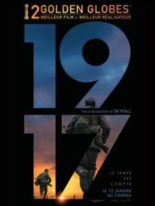 affiche film 1917