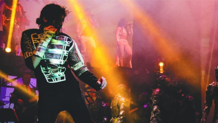 forever, spectacle en hommage a michael jackson