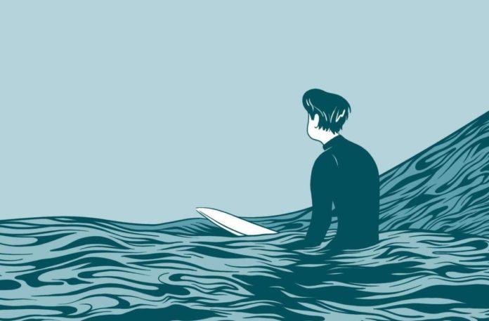 bande dessinee in waves aj dungo