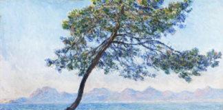 l'aterlier des lumières, exposition monet, renoir, chagall, voyage en mediterrannee
