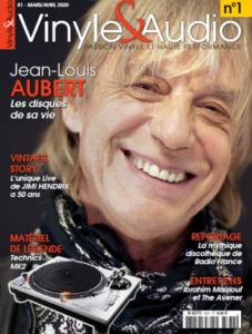 magazine vinyle & audio