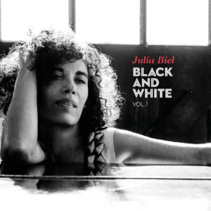 julia biel album black and white