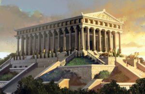 temples d'artemis