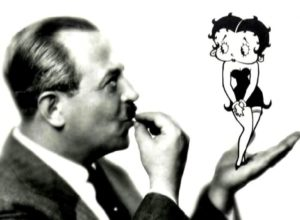 betty boop et le producteur max fleischer