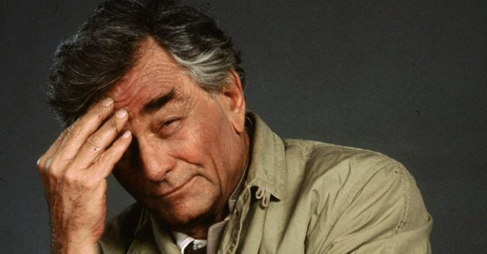 peter falk versus colombo