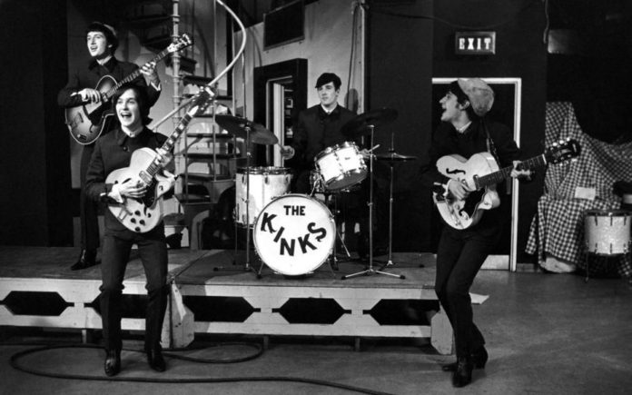 the kinks trouble fêtes du rock anglais