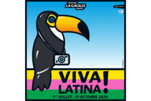 affiche viva latina la gacilly photo