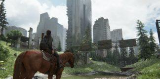 """jeu vidéo """"The Last Of Us-Part II"""""""