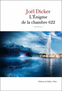 roman l'enigme de la chambre 622