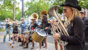 fete de la musique 2020 musiciens de rue