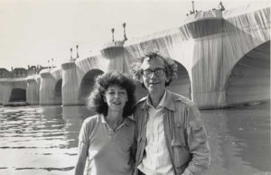jeanne claude et christo pont neuf