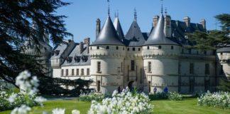 chateau de chaumont sur loite