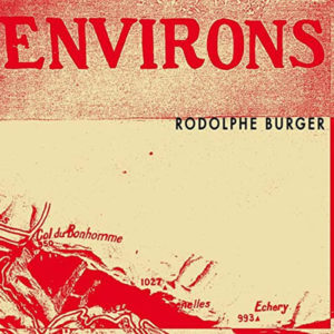 album environs rodolphe burger