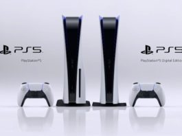sony console ps5