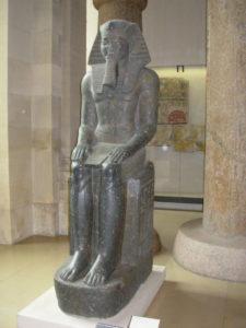 pharaon ramses II louvre