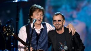 paul mccartney et ringo starr