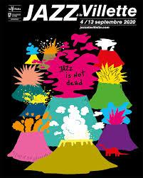jazz a la villette affiche 2020