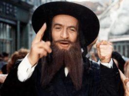 Louis de funes dans les aventures de rabbi jacob