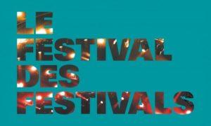 affiche du festival des festivals rock en seine