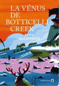 couverture la venus de botticelli creek