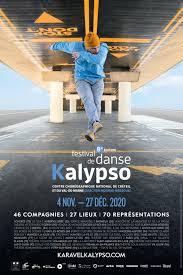 affiche festival kalypso 2020