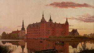 christen kobbe chateau de frederiksborg