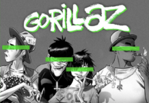 gorillaz album song machine
