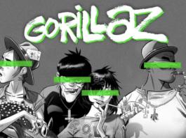 gorillaz album song machine