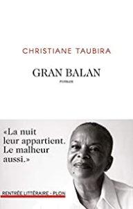 roman gran balan christiane taubira