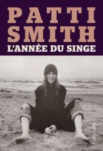 couverture l'annee du singe patti smith