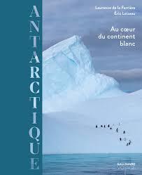 antartictique au coeur du continent blanc