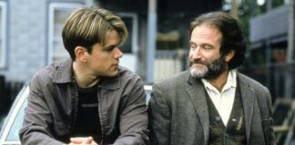 matt damon et robin williams