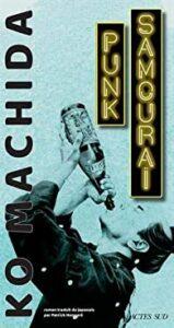 livre punk samourai ko machida