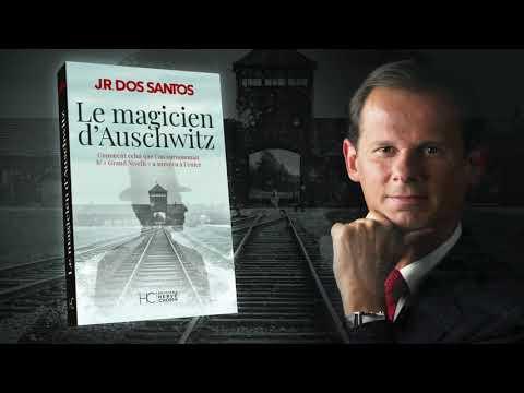 jr dos santos le magicien d'auschwitz