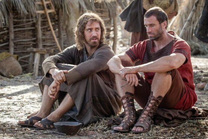 film la résurrection du christ